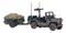 VIETNAM M151 JEEP & TRAILER